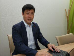 経営企画本部 本部長  木村 光秀 様